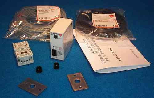 Kit barrage cellule Ø 10 MOF200 + Ampli AMO924 + BAC012