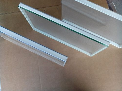 Bloc vitre polycarbonate transparent