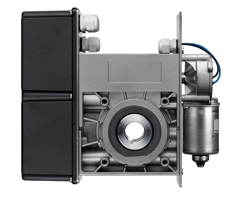 Mfz moteur couverture piscine 24vcc 250nm mts 20 25 4 for Moteur piscine