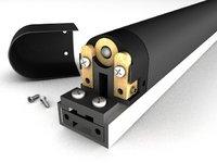 Bord de securite pour rideau metallique composants pour - Barre de securite pour porte de service ...